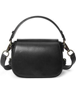 Small Sullivan Saddle Bag