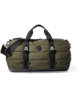 Men's Alpine Quilted Duffel Bag