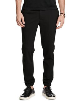 Stretch Tailored Slim Jogger