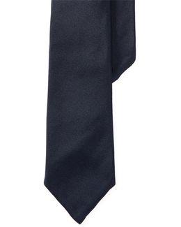 Satin Backed Faille Tie