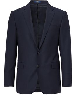 Connery Wool Suit Jacket