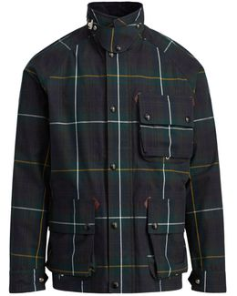 Water-resistant Cotton Jacket