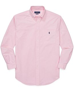 Easy Fit Cotton Oxford Shirt