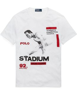 Custom Slim Stadium T-shirt