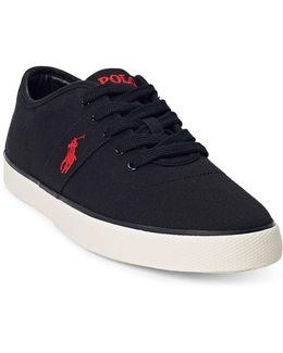 Halford Canvas Low-top Sneaker