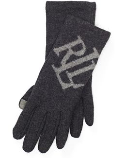 Lrl Wool Touch Screen Gloves