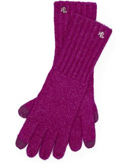 Lrl Monogram Gloves