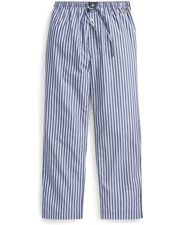 Striped Cotton Sleep Pant