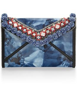 Dreamy Leo Clutch