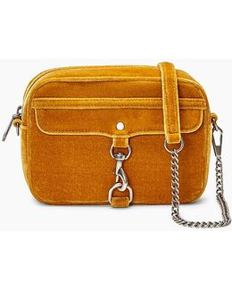 Velvet Large M.a.b. Camera Bag