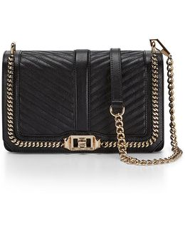 Love Crossbody With Chain