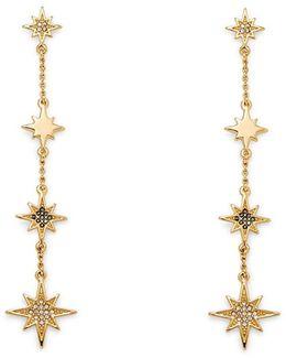 Stargazing Linear Earring