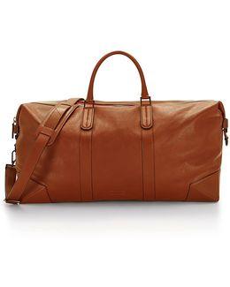 Wythe Weekender Leather Bag
