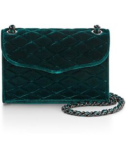 Velvet Mini Quilted Affair