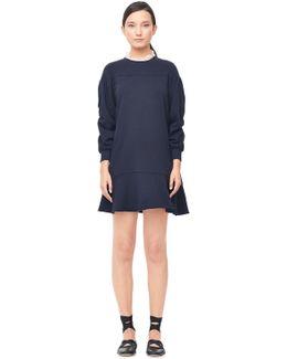 La Vie Fleece Drop Waist Dress