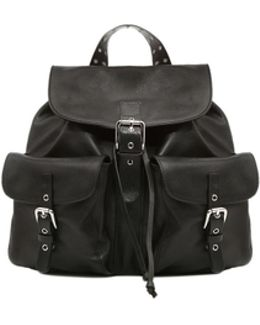 Backpack With Buckle Detail