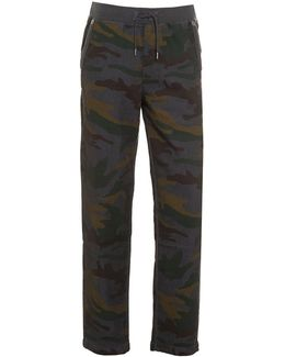 Big T Grey Camouflage Sweatpant