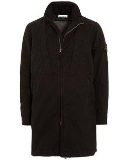 Coat, David-tc Black Parka Jacket