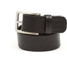 Teseo_sz35_ltpl Brushed Black Belt
