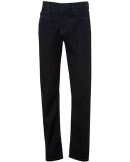 J15 Jeans, Classic Reg Fit Navy Blue Denim