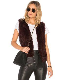 Basic Fur Vest