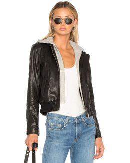 Edison Leather Jacket