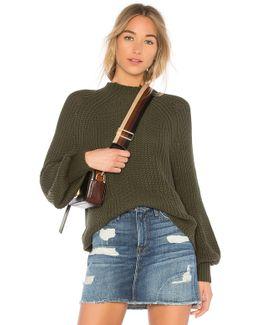 Sequoia Mock Neck Knit