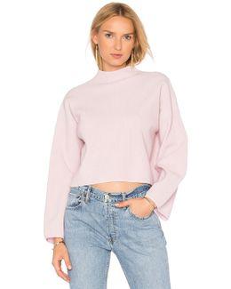 Boxy Wide Sleeve Sweater