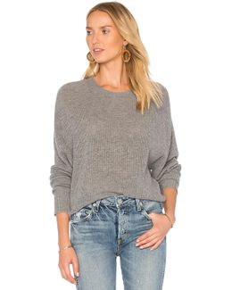 Relaxed Shaker Sweater