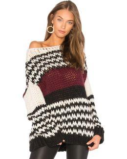 Bangs Knit