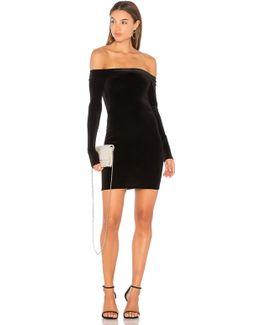 Stroke Of Midnight Body Con Dress