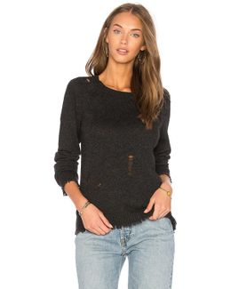 Cinderella Long Sleeve Sweater