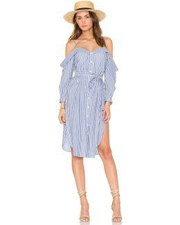 Paloma Stripe Dress