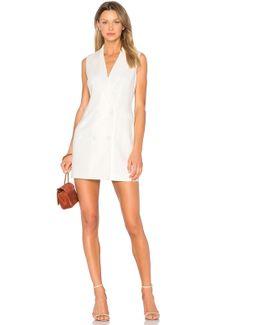Tailored Blazer Dress