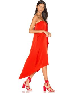 Livvy Hi Low Dress