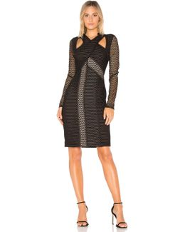 Jaylynn Mesh Dress
