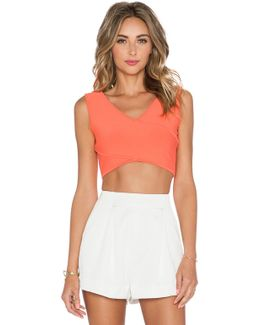 Janelle Crop Top