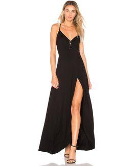 Dita Wrap Maxi Dress