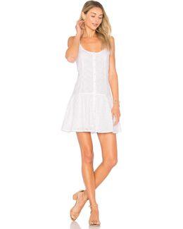 Vine Eyelet Maddie Dress