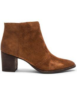 Lennon Suede Boots