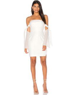 Secrets Off The Shoulder Dress
