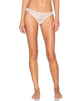 Lace Tie Back Bikini