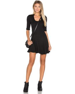 Jolene Rib Dress