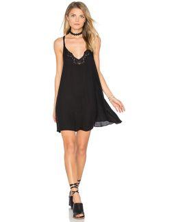 Kendall Trapeze Slip Dress