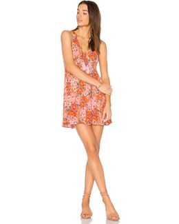 Washed Ashore Mini Dress