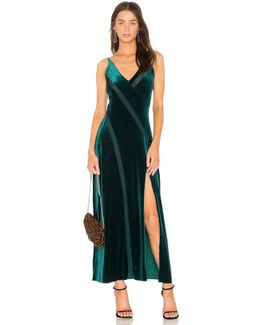 Spliced Maxi Nightie
