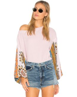 Blossom Thermal Sweater