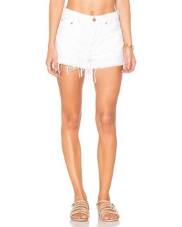 Short Stilt Cutoff Shorts