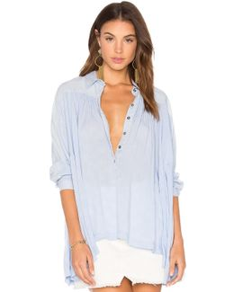 Lovely Day Button Down Top