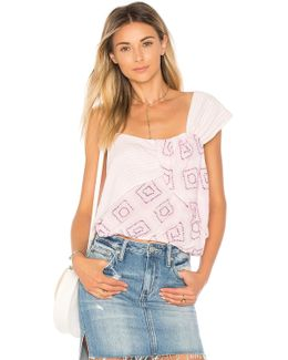 Call On Me Print Top